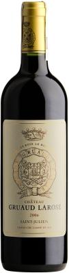 Wino Château Gruaud Larose 2.GCC Saint-Julien AC