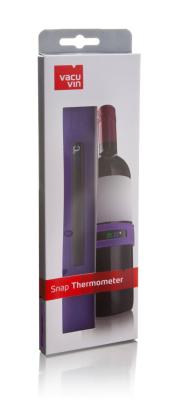 Vacu Vin termometr elastyczny na butelkę