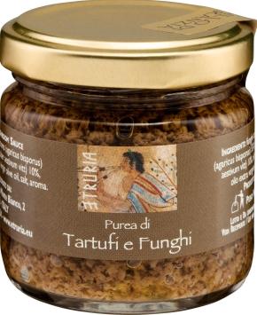 Etruria puree z trufli i pieczarek (80 g)