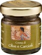 Etruria pasta kremowa z karczochów i oliwek (30 g)