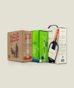 Zestaw Bag-in-Box: Francja, Hiszpania, Argentyna