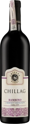 Wino Chillag Bambino Cabernet Sauvignon Galilee