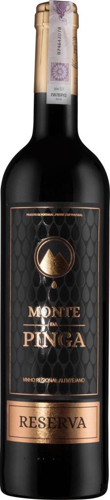Wino Monte da Pinga Reserva Tinto Alentejano VR