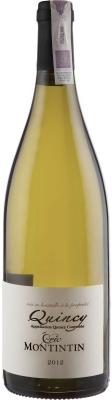 Wino Eric Montintin Sauvignon Blanc Quincy AC