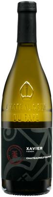 Wino Xavier Blanc Châteauneuf du Pape AOC 2016