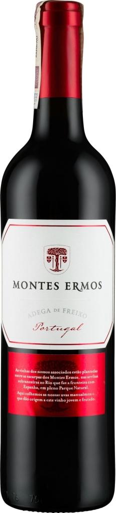Wino Montes Ermos Adega de Freixo Tinto Douro DOC