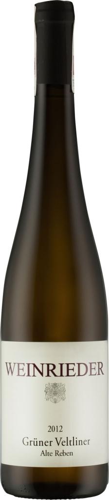 Wino Weinrieder Grüner Veltliner Alte Reben Weinviertel 2016
