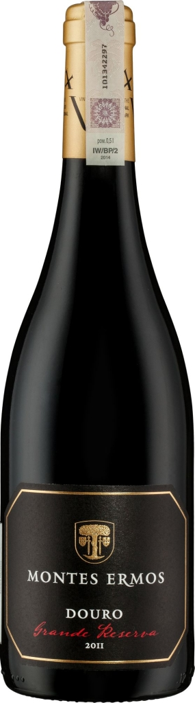Wino Montes Ermos Grande Reserva Tinto Douro DOC