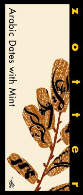 """Czekolada nadziewana Zotter """"Arabic Dates with Mint"""" (70 g)"""