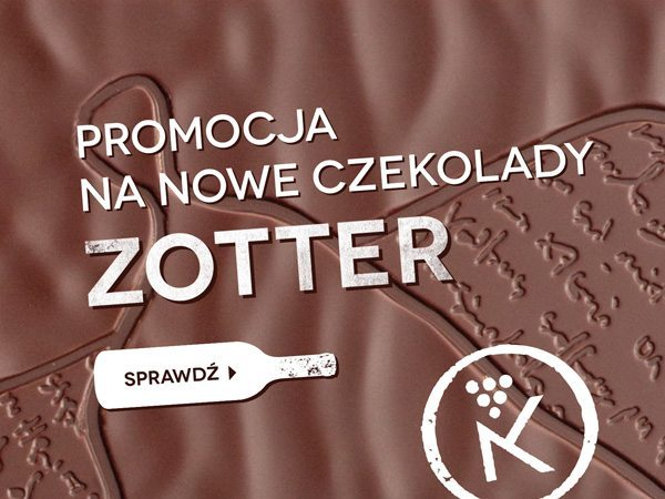 Promocja czekolad Zotter