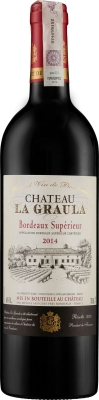 Wino Château La Graula Bordeaux Superieur AC 2017
