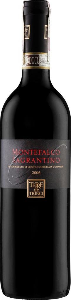 Wino Terre de Trinci Sagrantino di Montefalco DOCG 2012