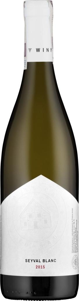 Wino Winnica Turnau Seyval Blanc półsłodkie 2014