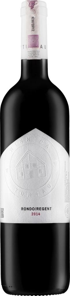 Wino Winnica Turnau Rondo Regent 2018