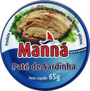Manna pasta z sardynek (65 g)
