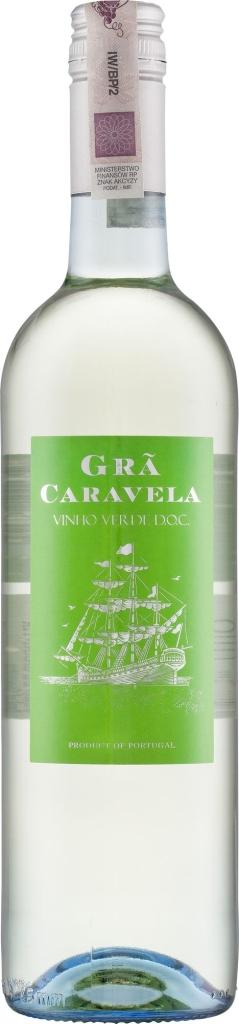 Wino Grã Caravela Vinho Verde DOC