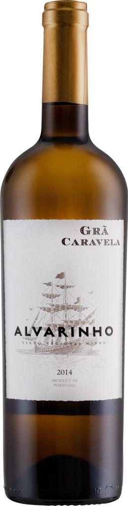 Wino Grã Caravela Alvarinho Minho VR