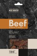 The Meat Makers suszona wołowina z imbirem i miodem (40 g)