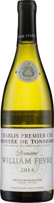 Wino William Fevre Chablis 1er Cru Montée de Tonnerre AC 2015