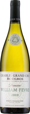 Wino William Fevre Chablis Grand Cru Bougros AC