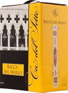 Wino BIB Ca' del Sette Bacca Del Merlo Bianco Veneto IGT