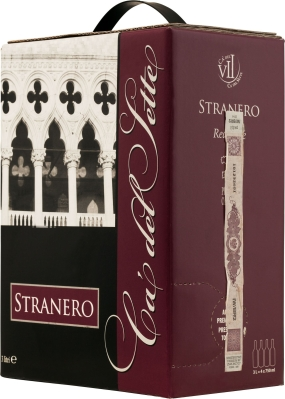 Bag-in-Box: Ca' del Sette Stranero Merlot Cabernet Veneto IGT