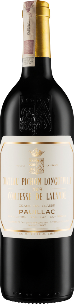 Wino Château Pichon Comtess 2.GCC Pauillac AC 2009