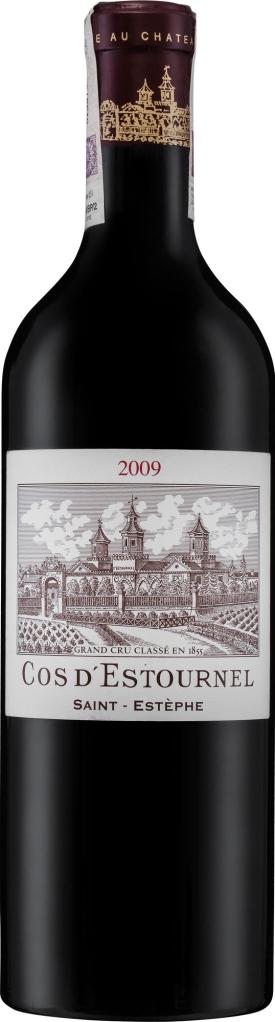 Wino Château Cos d'Estournel 2.GCC St. Estephe AC2009