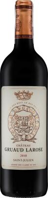 Wino Château Gruaud-Larose 2.GCC St. Julien AC 2010