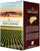 Wino Bag-in-Box: Saveurs de Pomerols Blanc Pays de Thau IGP 5 l