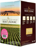 Wino Bag-in-Box: Saveurs de Pomerols Rosé Pays de Thau IGP