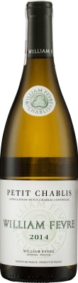 Wino William Fevre Petit Chablis AC 2015