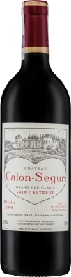 Wino Château Calon-Ségur 3.GCC St. Estephe AC 1996