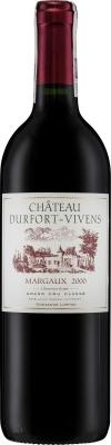 Wino Château Durfort-Vivens 2.GCC Margaux AC 2000