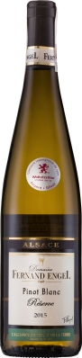 Wino Fernand Engel Pinot Blanc Reserve Alsace AC 2016