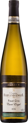 Wino Fernand Engel Pinot Gris Cuvée Alsace AC