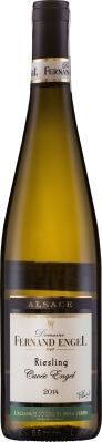 Wino Fernand Engel Riesling Cuvée Engel Alsace AC