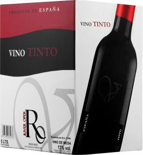 Bag-in-Box: Alconde Tinto 5 l