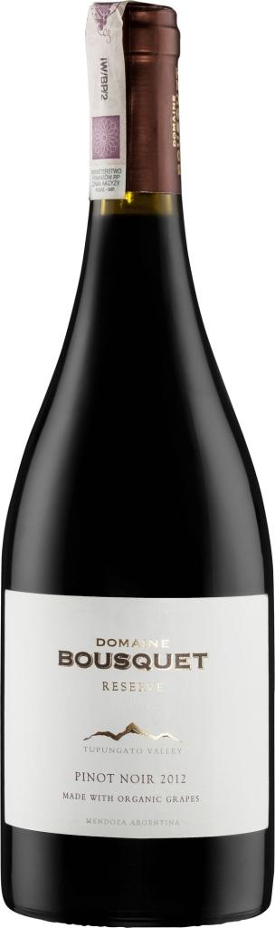 Wino Domaine Bousquet Reserva Pinot Noir Mendoza Tupungato 2019