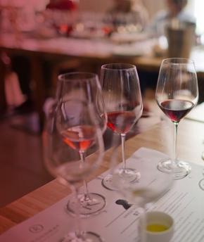 Degustacja win z Hiszpanii
