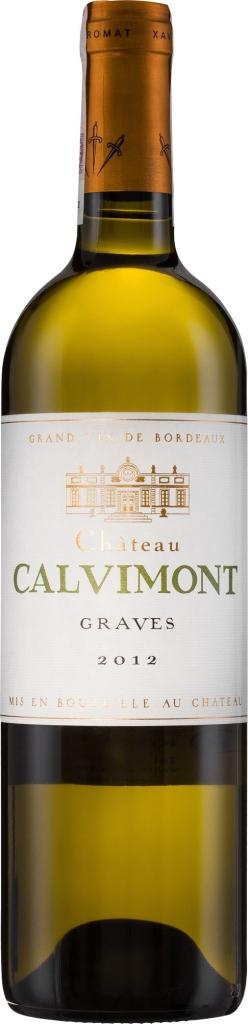 Wino Château Calvimont Blanc Graves AC