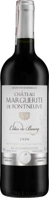 Wino Château Marguerite de Fontneuve Côtes de Bourg AC