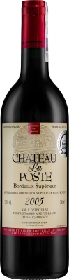 Wino Château La Poste Bordeaux SupérieurAC