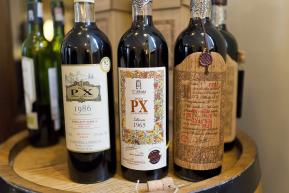 słodkie wina z andaluzji
