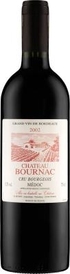 Wino Château Bournac Cru Bourgeois Médoc AC