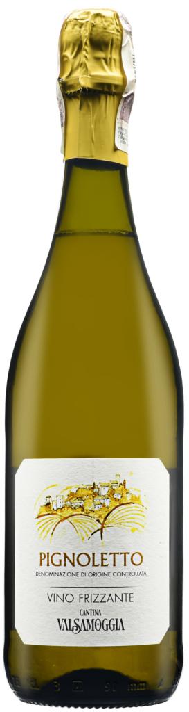 Wino Cantina Sorbara Le Bolle Pignoletto Secco Frizzante Emilia IGP