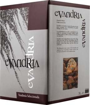 Bag-in-Box: Coloma Evandria Blanco Extremadura 3 l