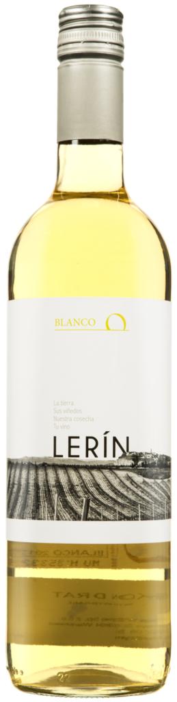 Wino Alconde Lerin Chardonnay Viura Navarra DO 2017