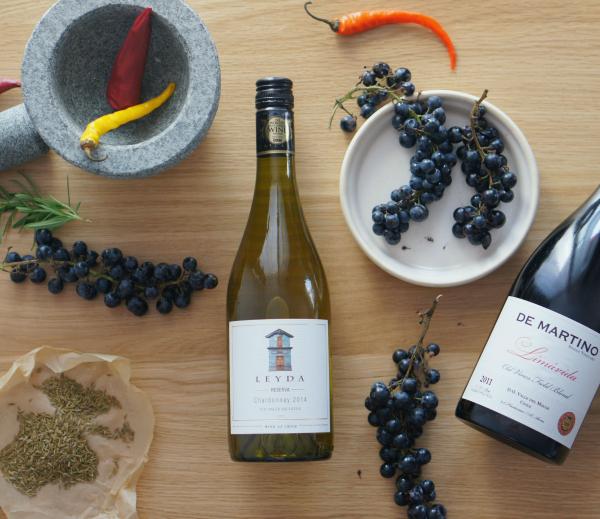 Wina zChile: nowe wiatry nad starymi krzewami
