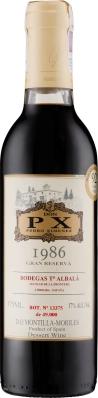 Wino Toro Albalá Don P.X. Gran Reserva Montilla-Moriles DO 1986 375 ml